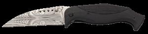 Browning Black Label-Wihongi Signature Wharncliffe Folding Pocket Knife